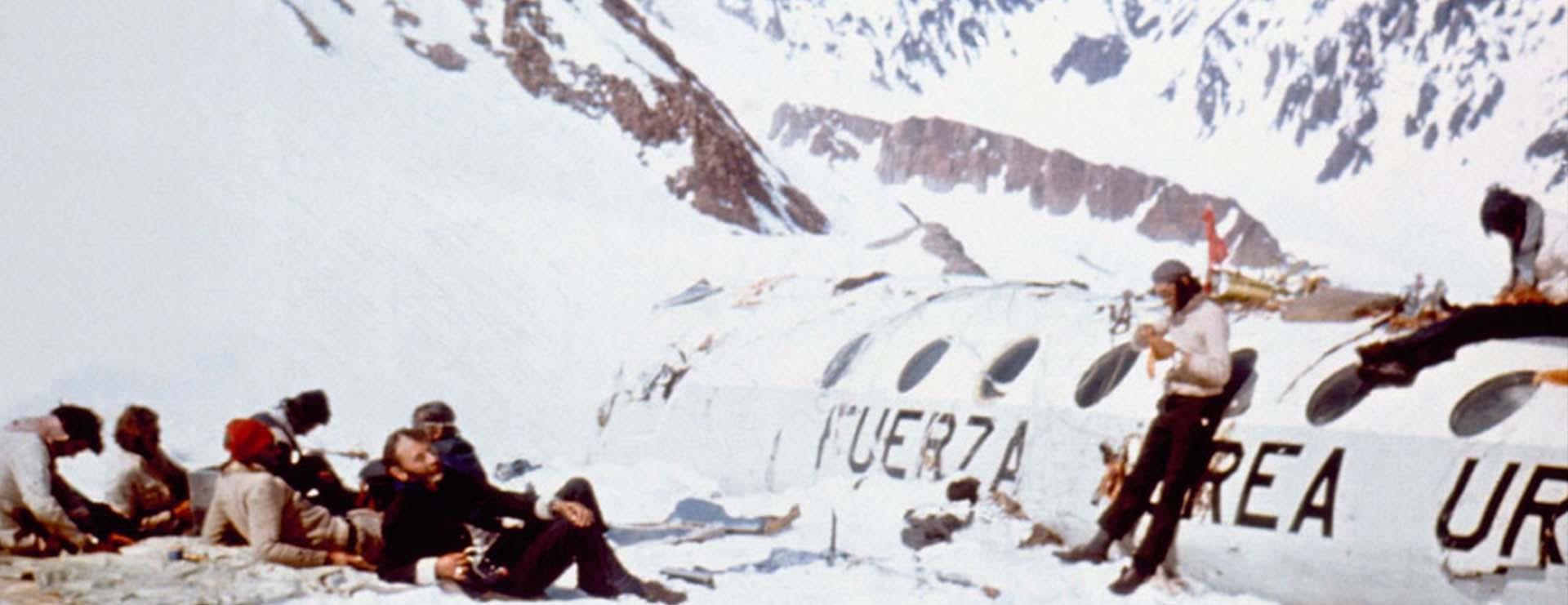La película basada en el libro ¡Viven! recrea la historia de los sobrevivientes, donde Parrado era uno de los líderes naturales del grupo