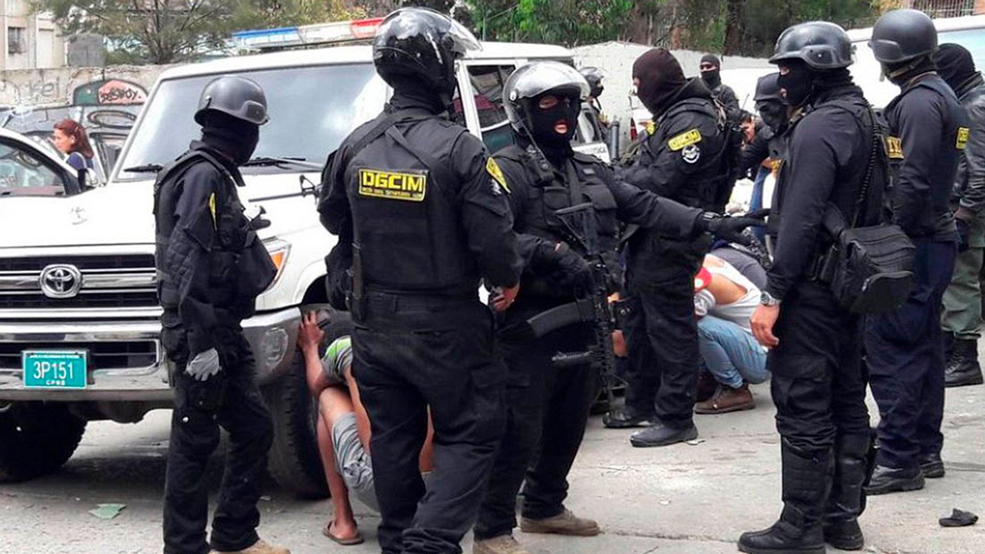 La Dirección General de Contrainteligencia Militar (DGCIM) tortura a civiles y militares en centros clandestinos