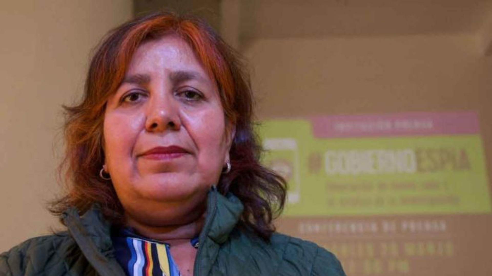 La viuda fue espiada por el gobierno de México (Foto: Cuartoscuro)