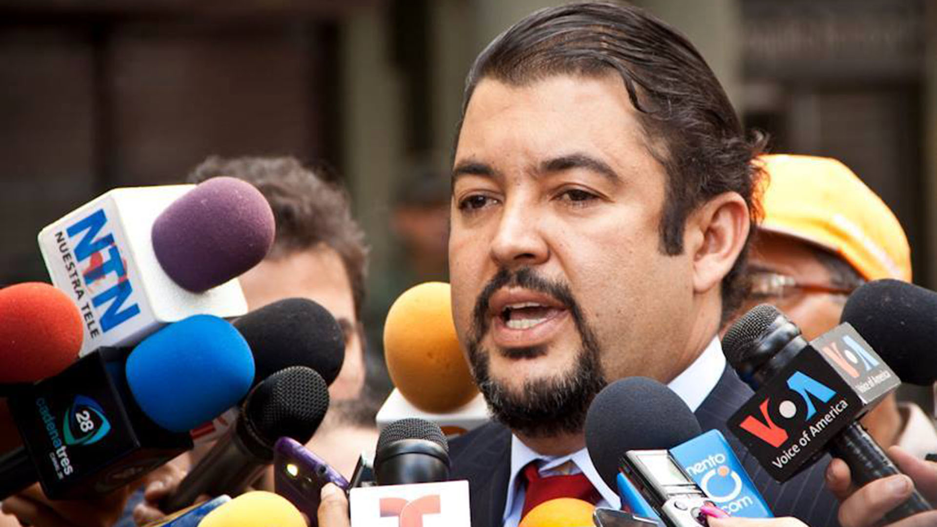 Roberto Marrero fue detenido por las fuerzas chavistas el jueves 21 de marzo (Facebook: Roberto Marrero)