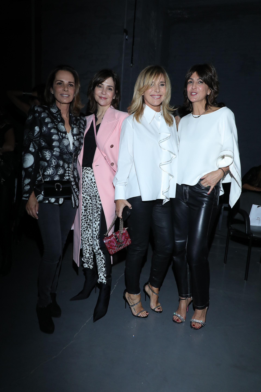 Nathalie Sielecki, Sandra Hillar, Grace Ratto y Evangelina Bomparola