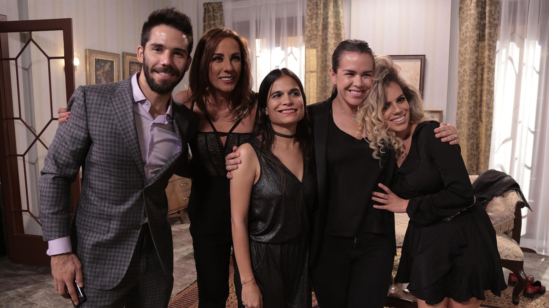 """""""Julia contra Julia"""" llegará a la pantalla el 30 de abril (Foto: Vicente Manrique)"""
