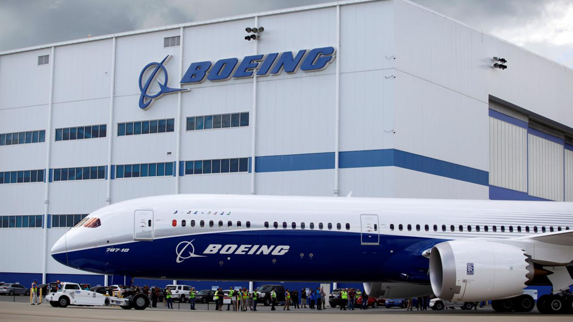 Boeing experimentó una merma del 19% en el total de aviones entregados. En la foto un 787