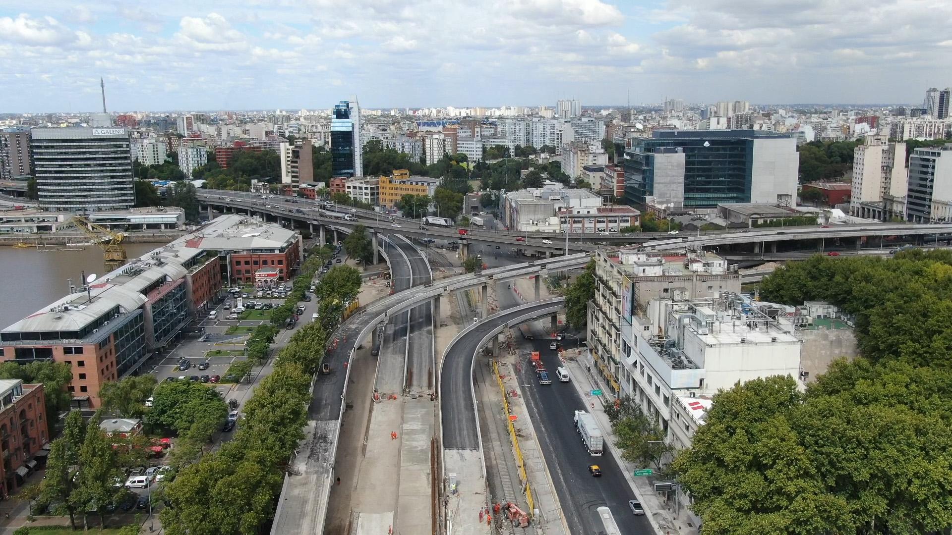 La obra pretende mejorar la circulación de 134 mil pasajeros diarios