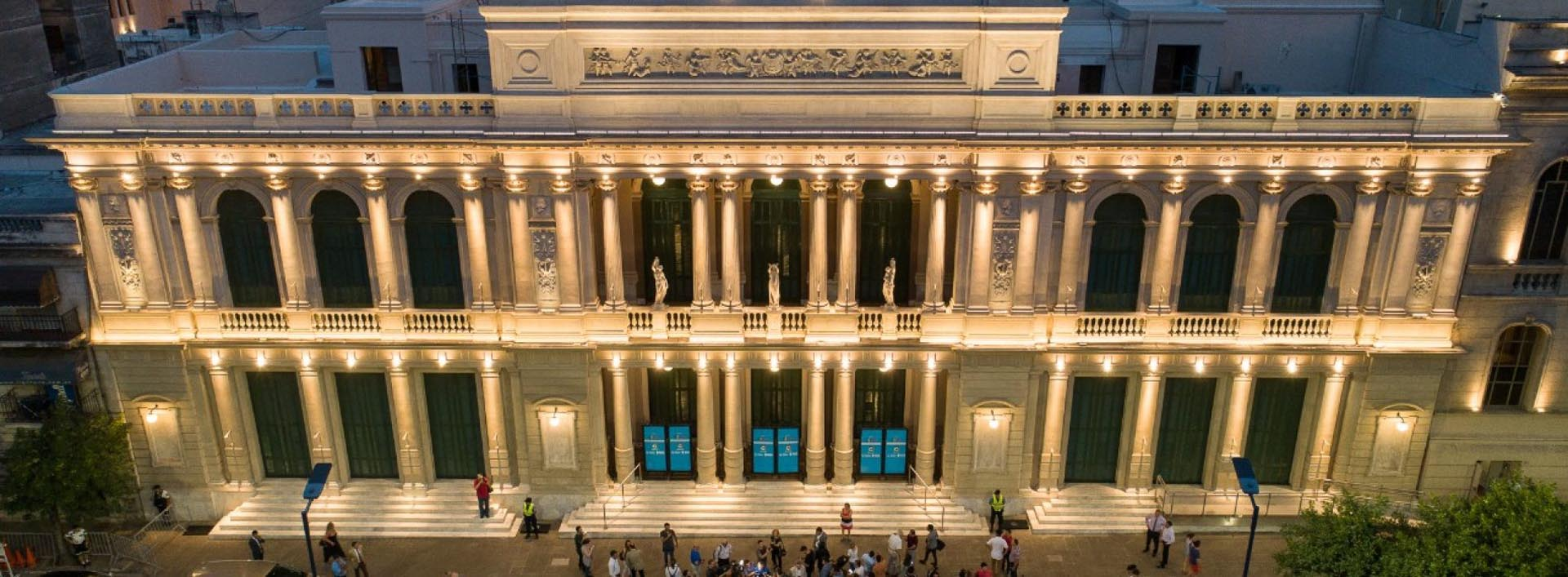 El Teatro Libertador General San Martín hospedará el Congreso de la Lengua
