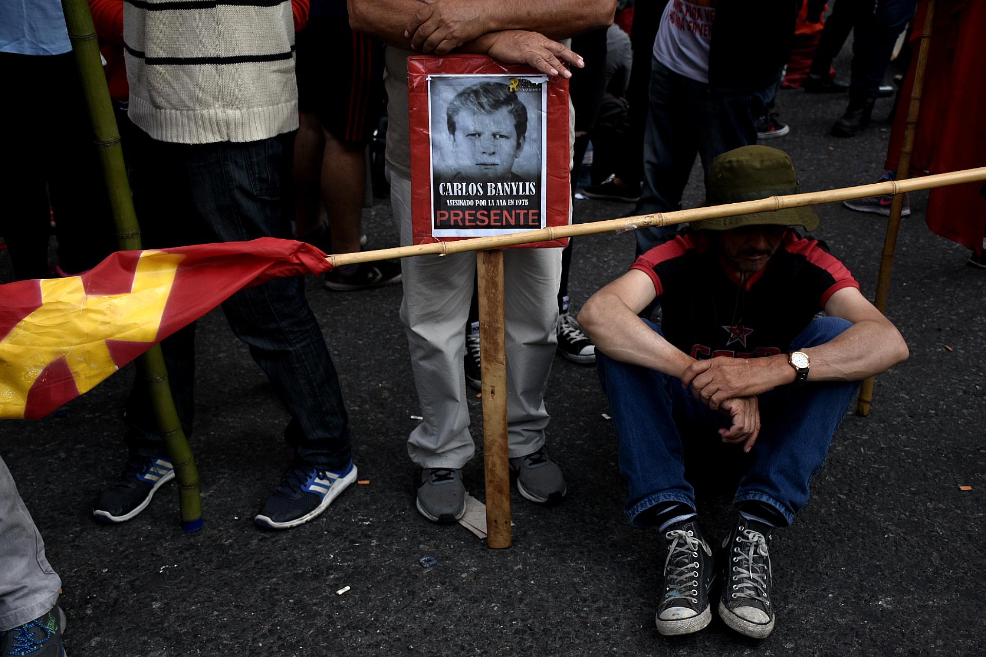 Se conmemoró el 43° aniversario del golpe de Estado