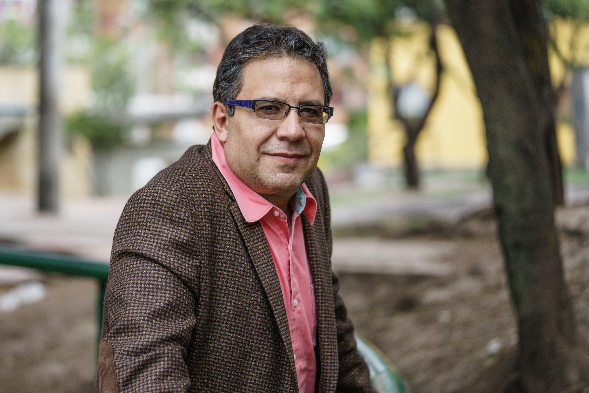 Alberto Salcedo Ramos, cronista y escritor colombiano que es uno de los jurados del True Story Award. – (Federico Rios Escobar para The New York Times)