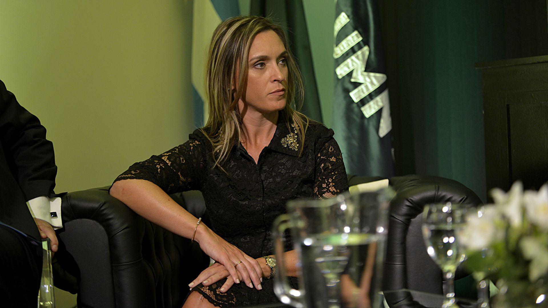 María Belén Mendé, rectora de la Universidad Siglo 21