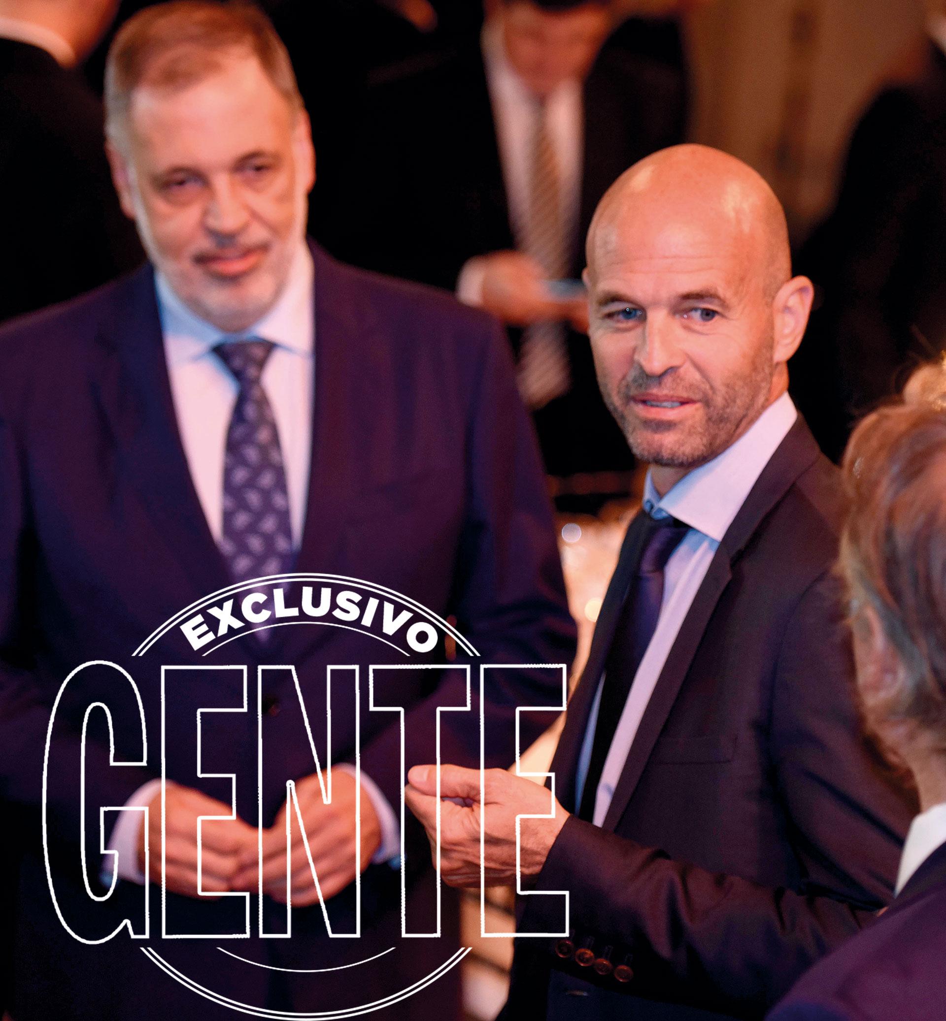 El ministro de Transporte, Guillermo Dietrich. Foto: Matías Campaya/GENTE