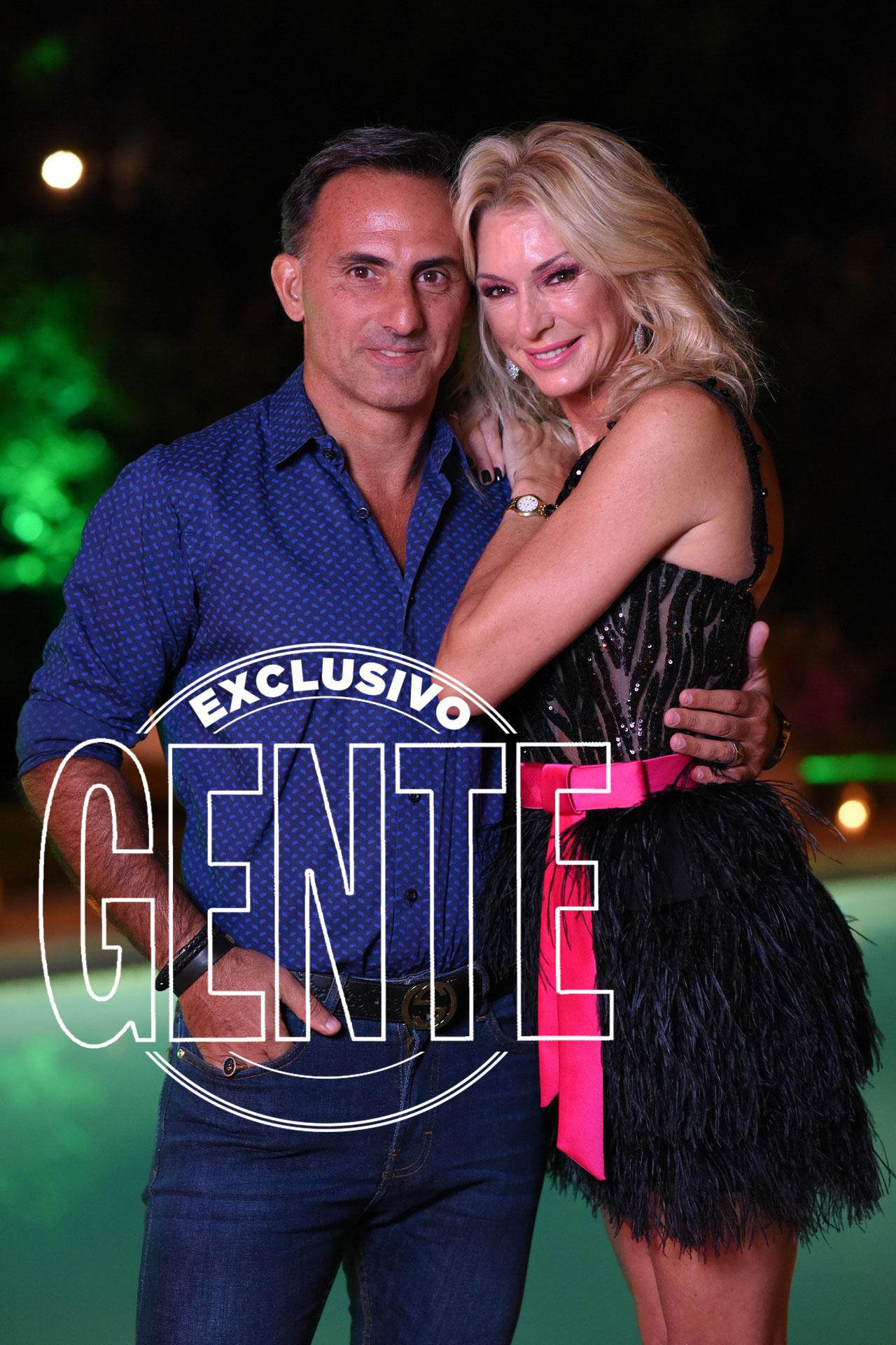 """""""Me vería cincuenta años más con Diego, porque lo nuestro es indestructible"""", dice Yanina."""