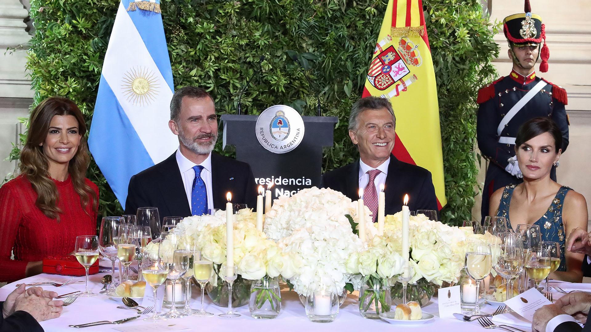 Las 27 Fotos De La Gala En Honor A Los Reyes De España En El Centro Cultural Kirchner Infobae