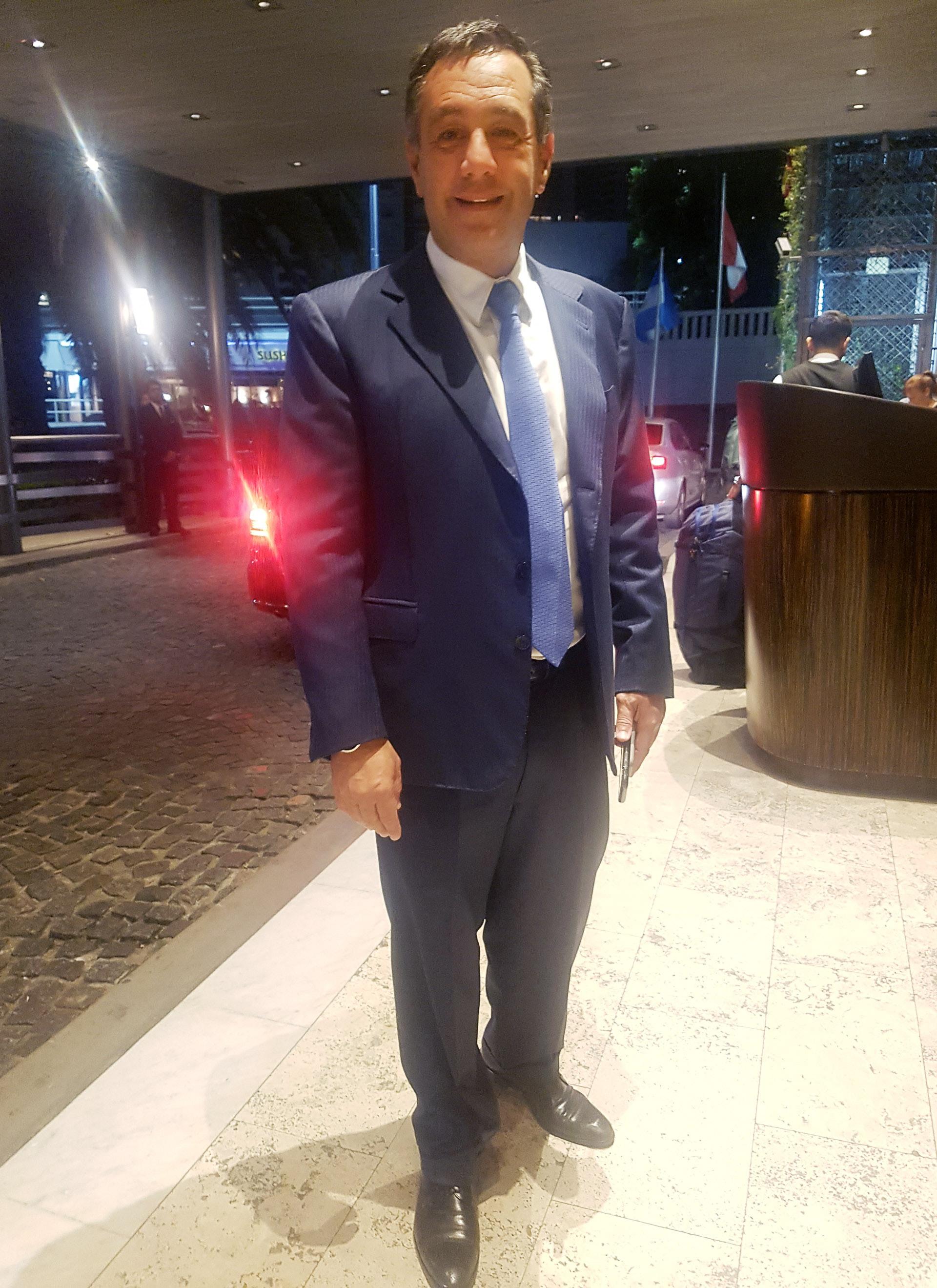 Alejandro Finocchiaro, ministro de Educación