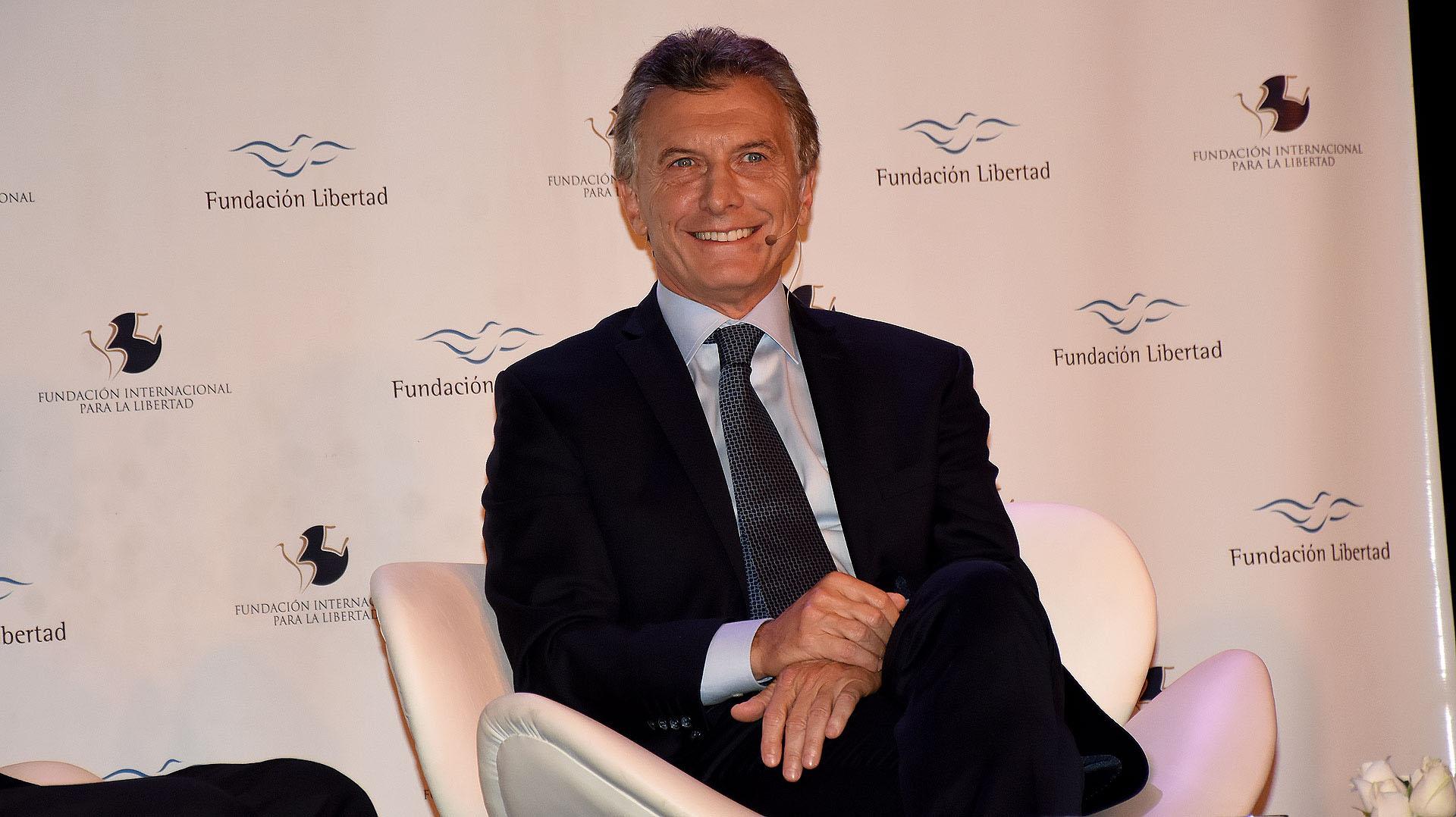 En esta ocasión disertaron, como invitados de honor el presidente Mauricio Macri y el secretario general de la OEA, Luis Almagro. Con la intención de repensar el futuro de Argentina, reflexionaron acerca de los valores de libertad de cara a las próximas elecciones y darán su perspectiva enmarcada en este contexto