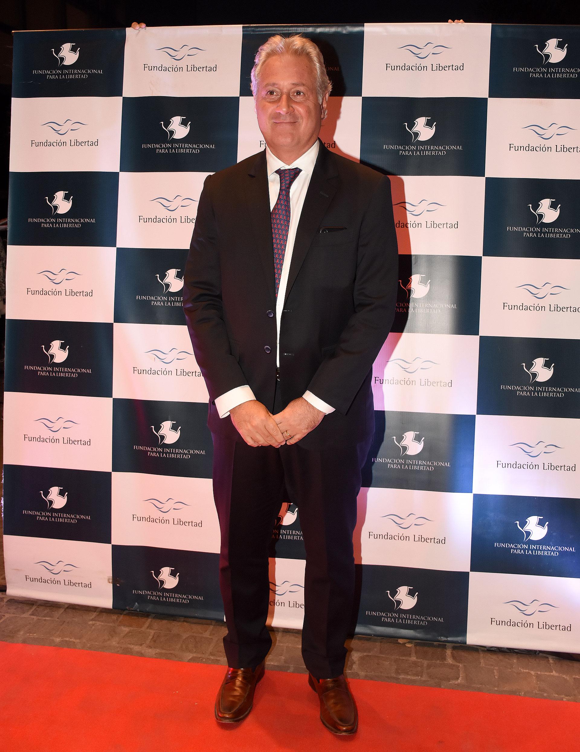 Matías Patanian, CEO de Aeropuertos Argentina 2000