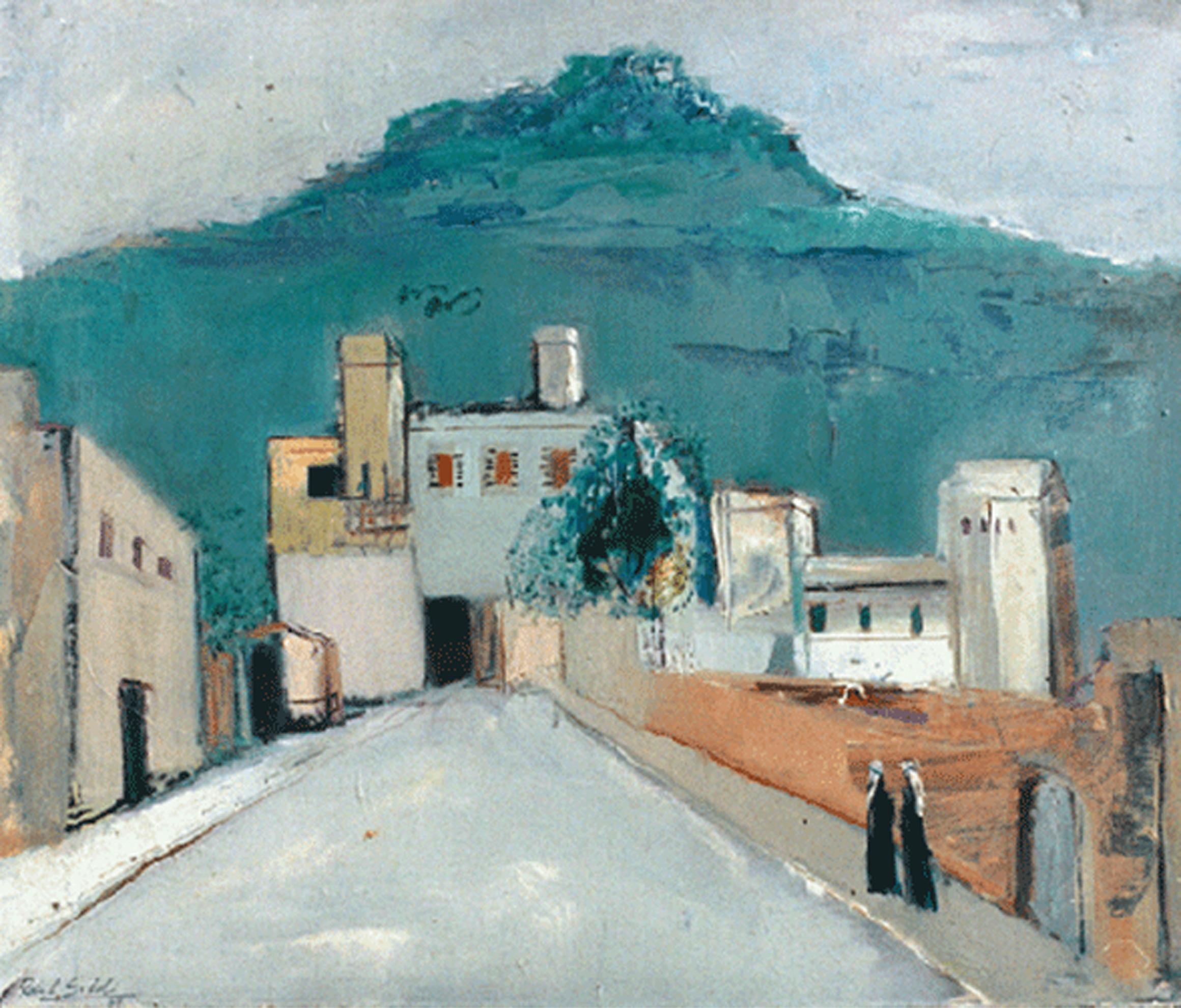 Nazareth (1969). Oleo