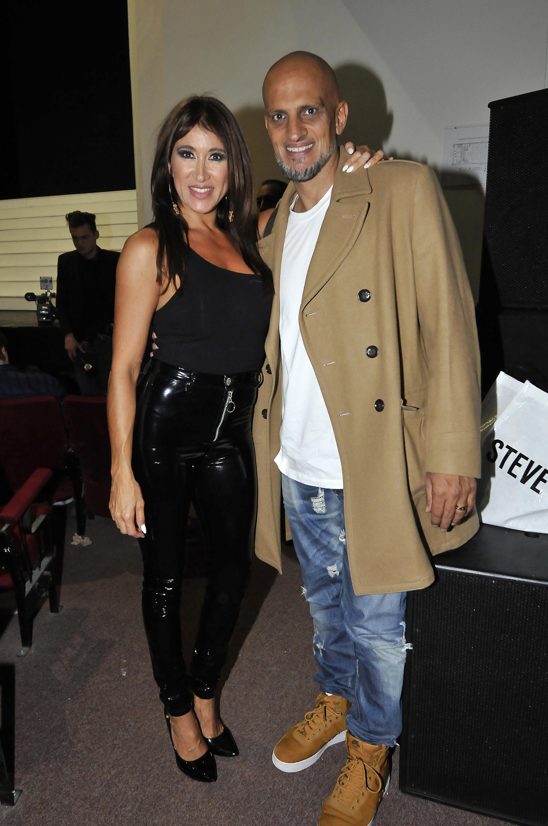 Valeria Archimo y Guillermo Marin