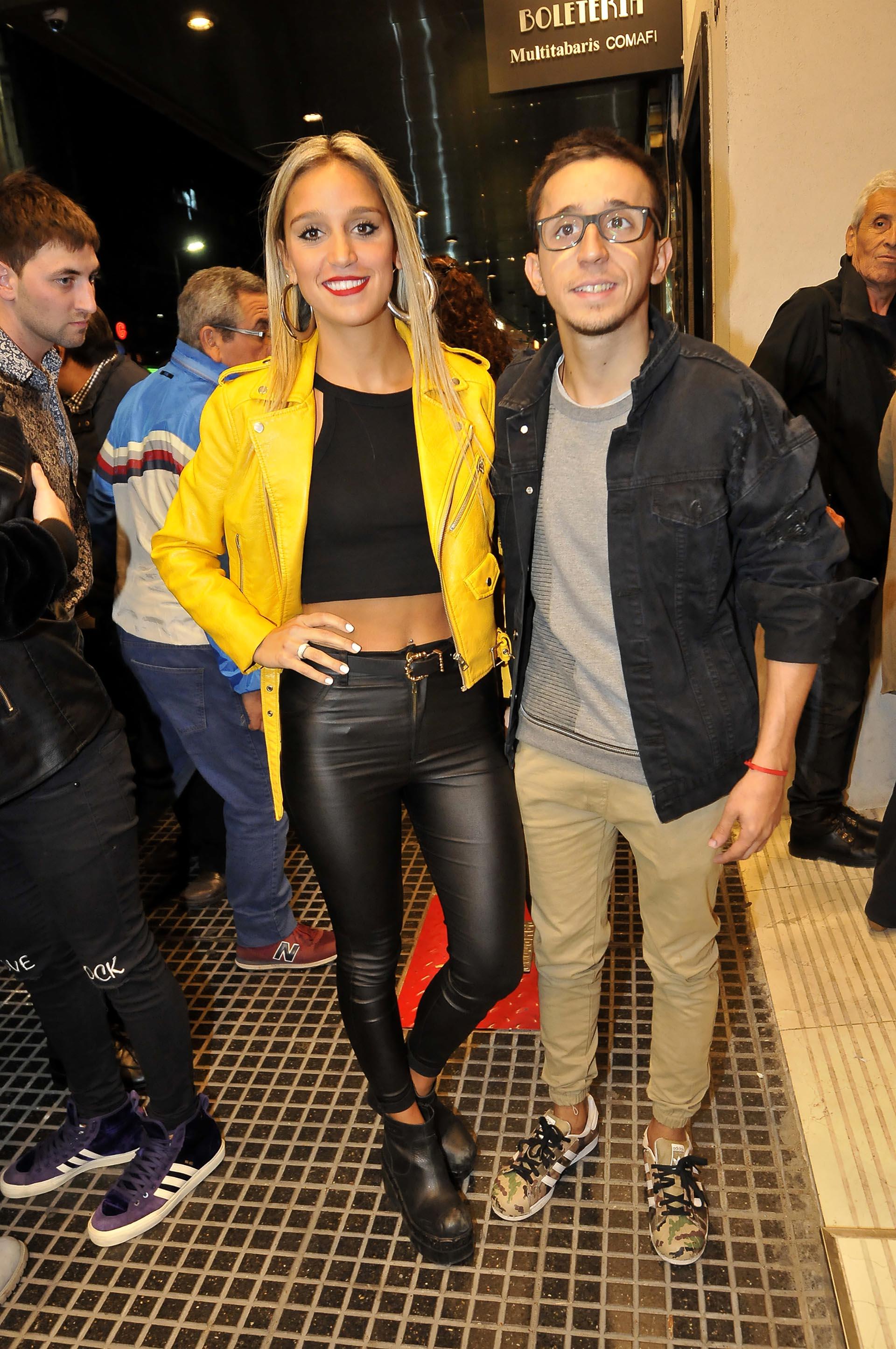 Martina Scigliano y Rodrigo Noya