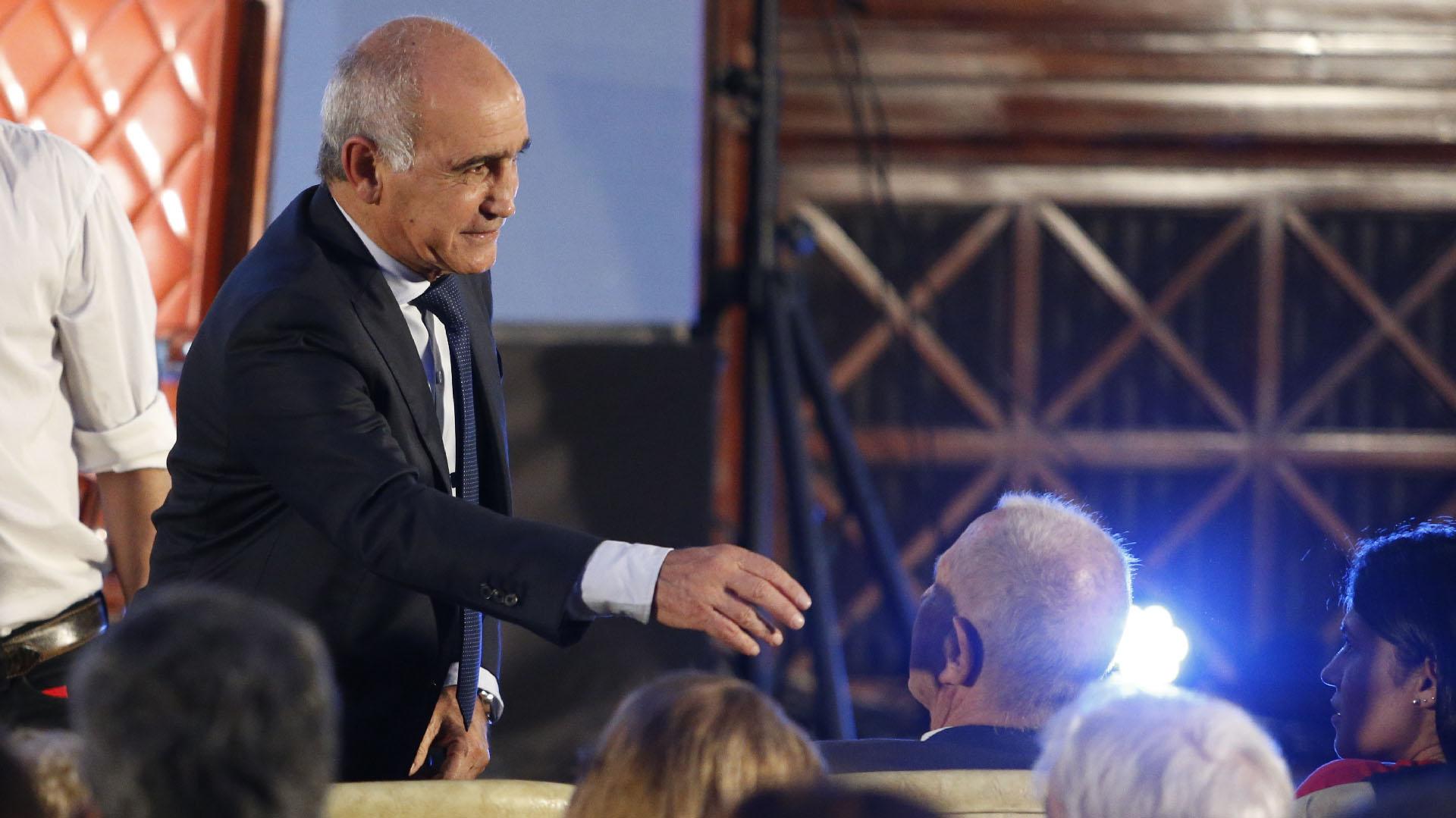 Daniel Salvador, vicegobernador bonaerense