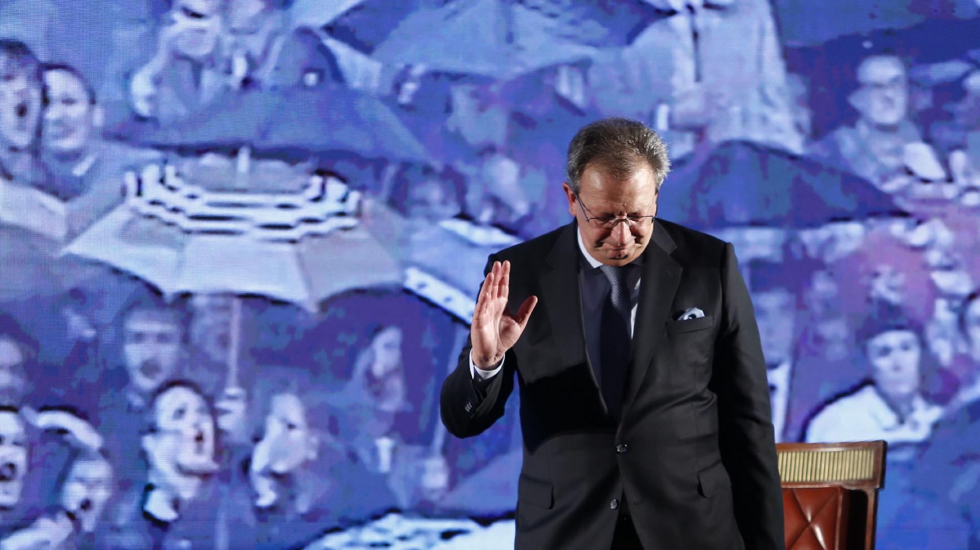 Marcelo Stubrin, embajador en Colombia