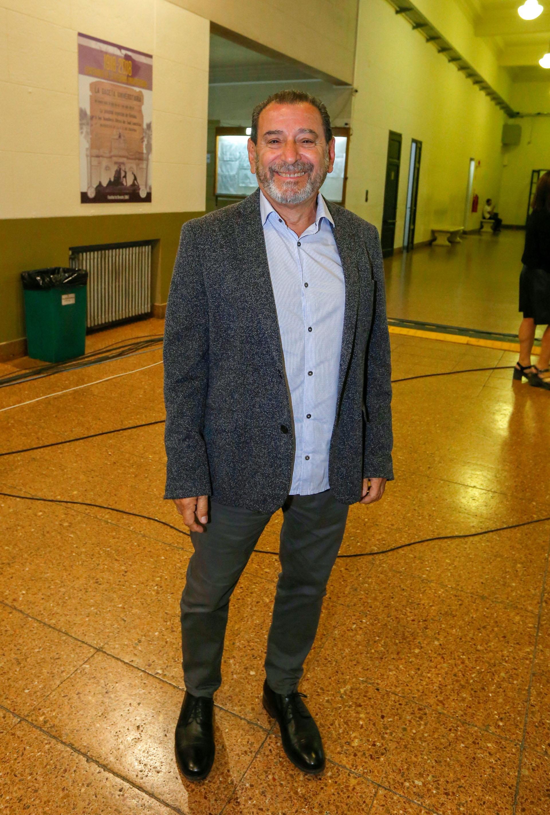 César Martucci, ex diputado nacional y dirigente de Boca