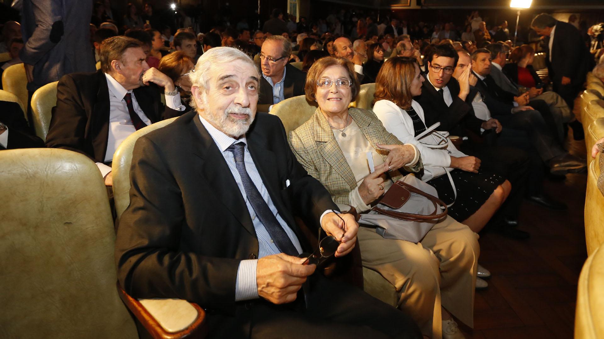 Enrique Paixao y Elba Roulet