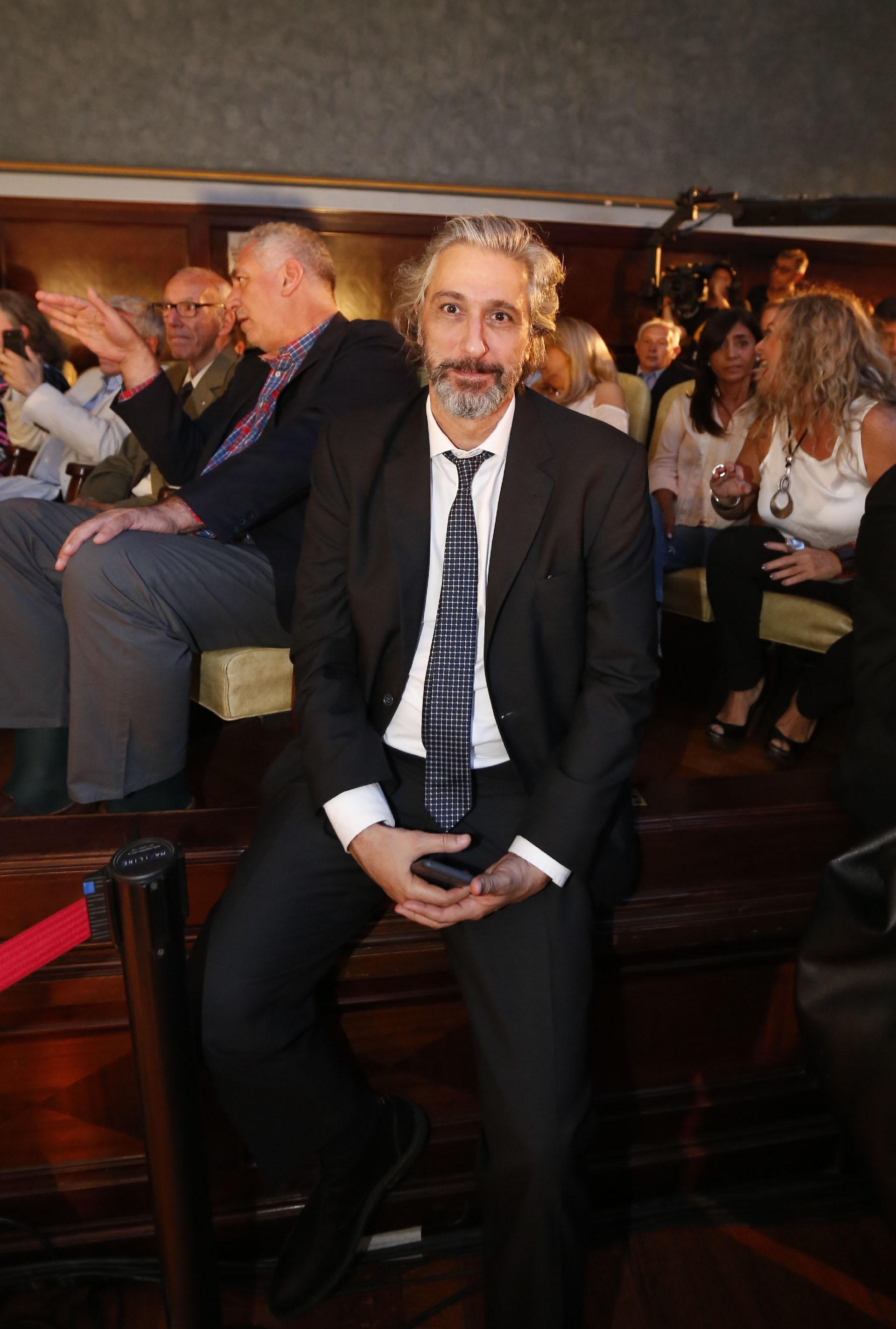 Juan Pablo Mas Vélez, vicerrector de la UBA y miembro del Consejo de la Magistratura