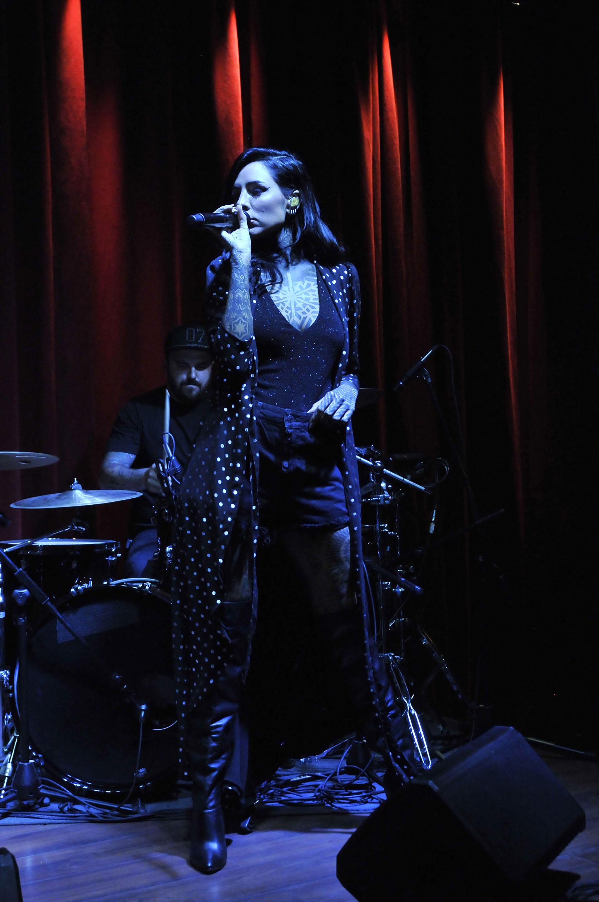 Este sábado, la cantante se presenta en el Lollapalooza