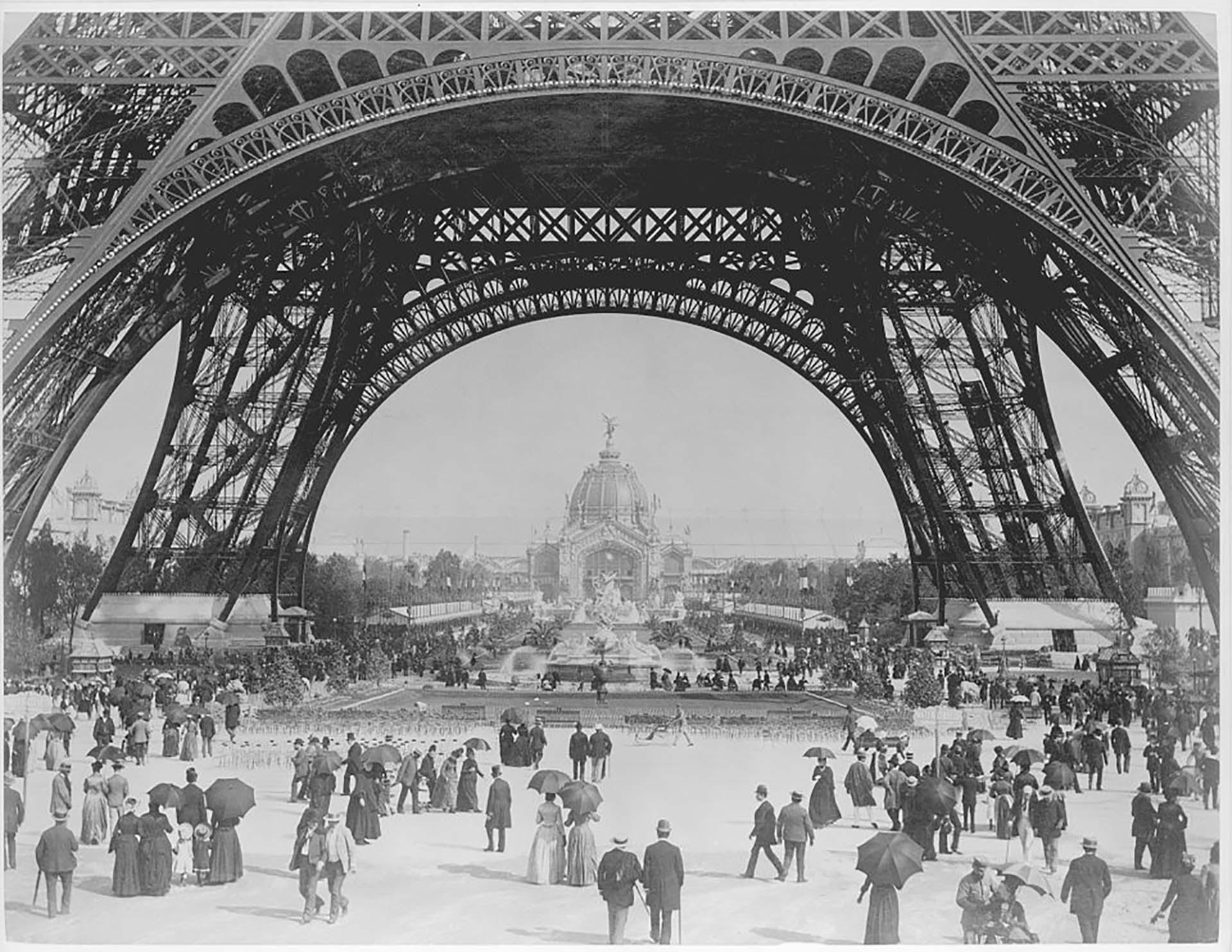 Enseguida se convirtió en una visita obligada para los visitantes de la capital francesa.