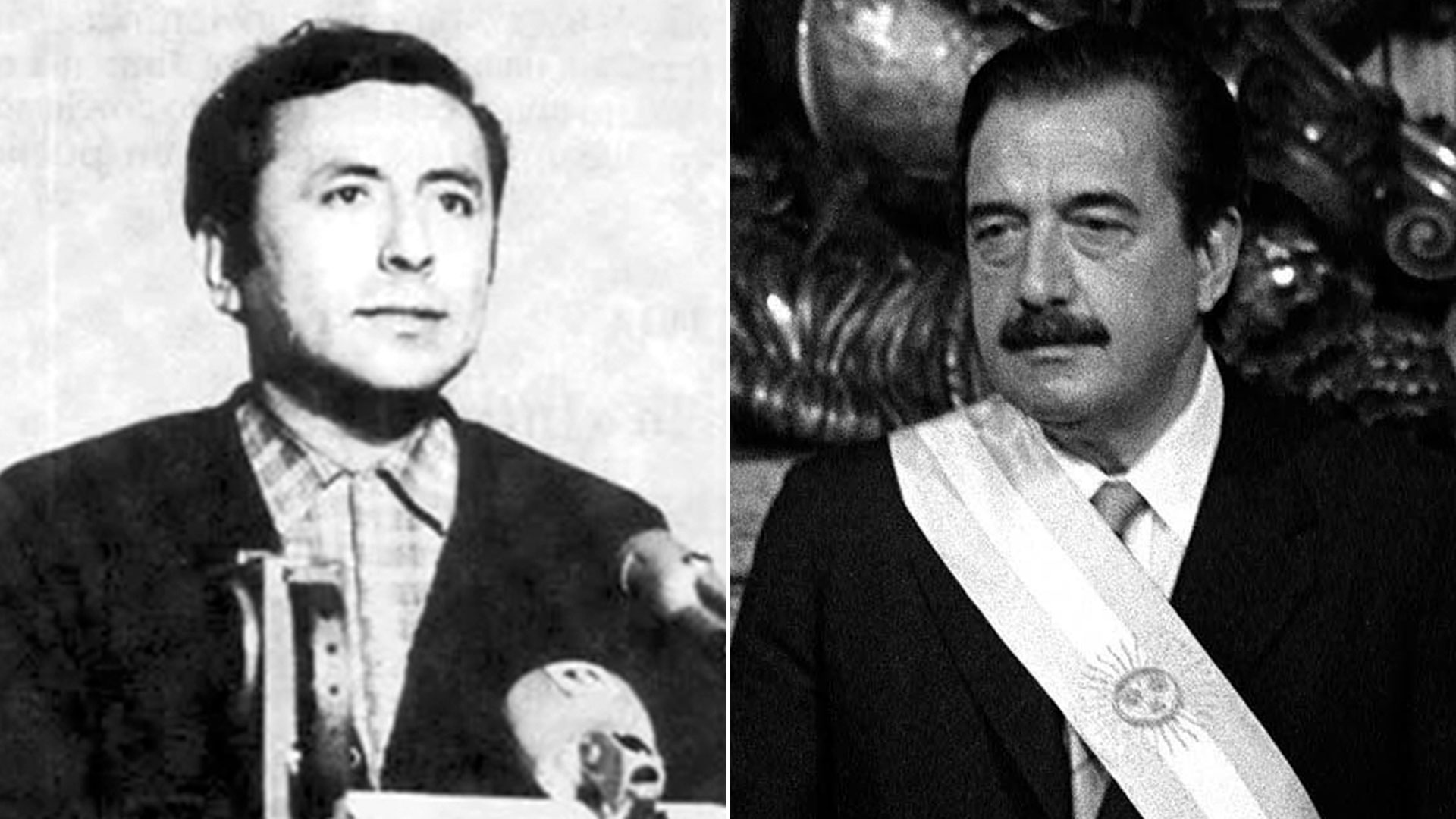 Santucho y Alfonsín se encontraron en secreto en septiembre de 1975