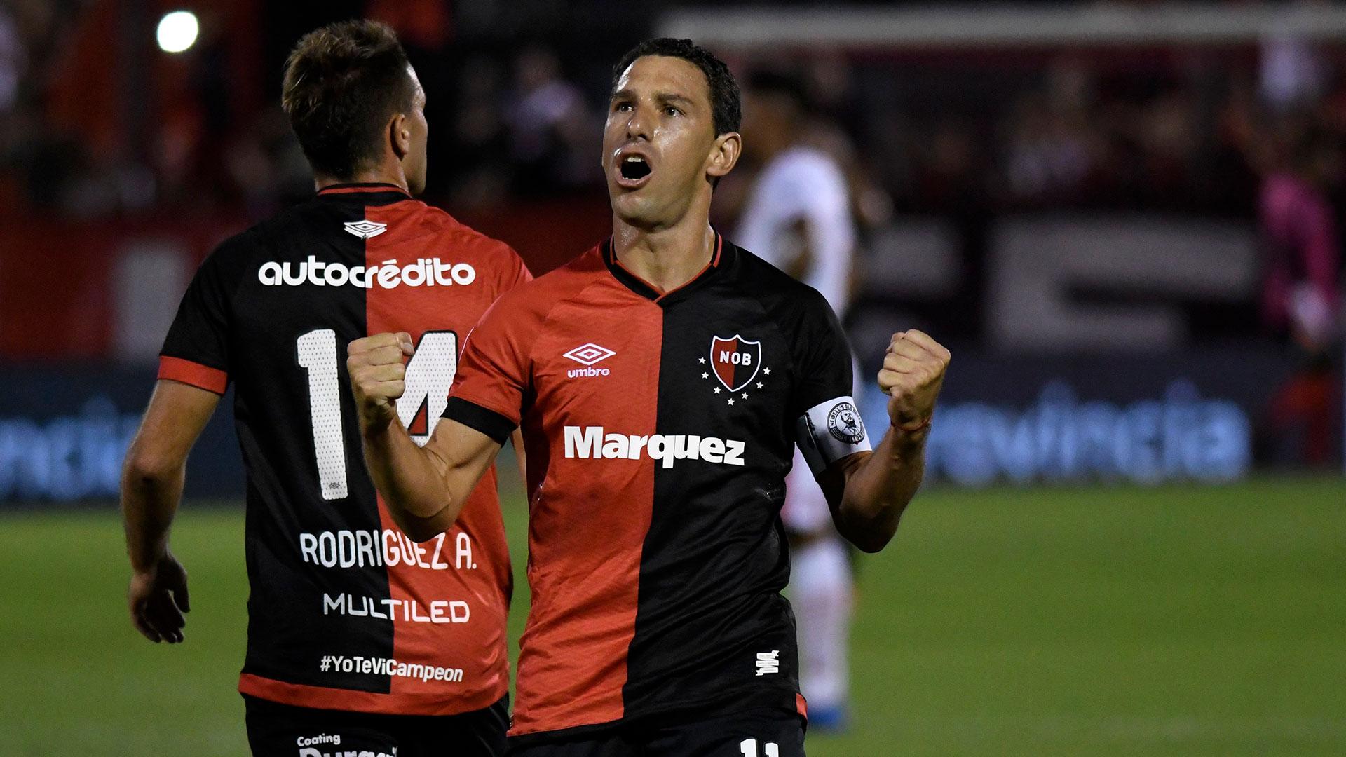 Newell´s se impuso por la mínima diferencia en el primer duelo disputado en La Plata (Foto Baires)