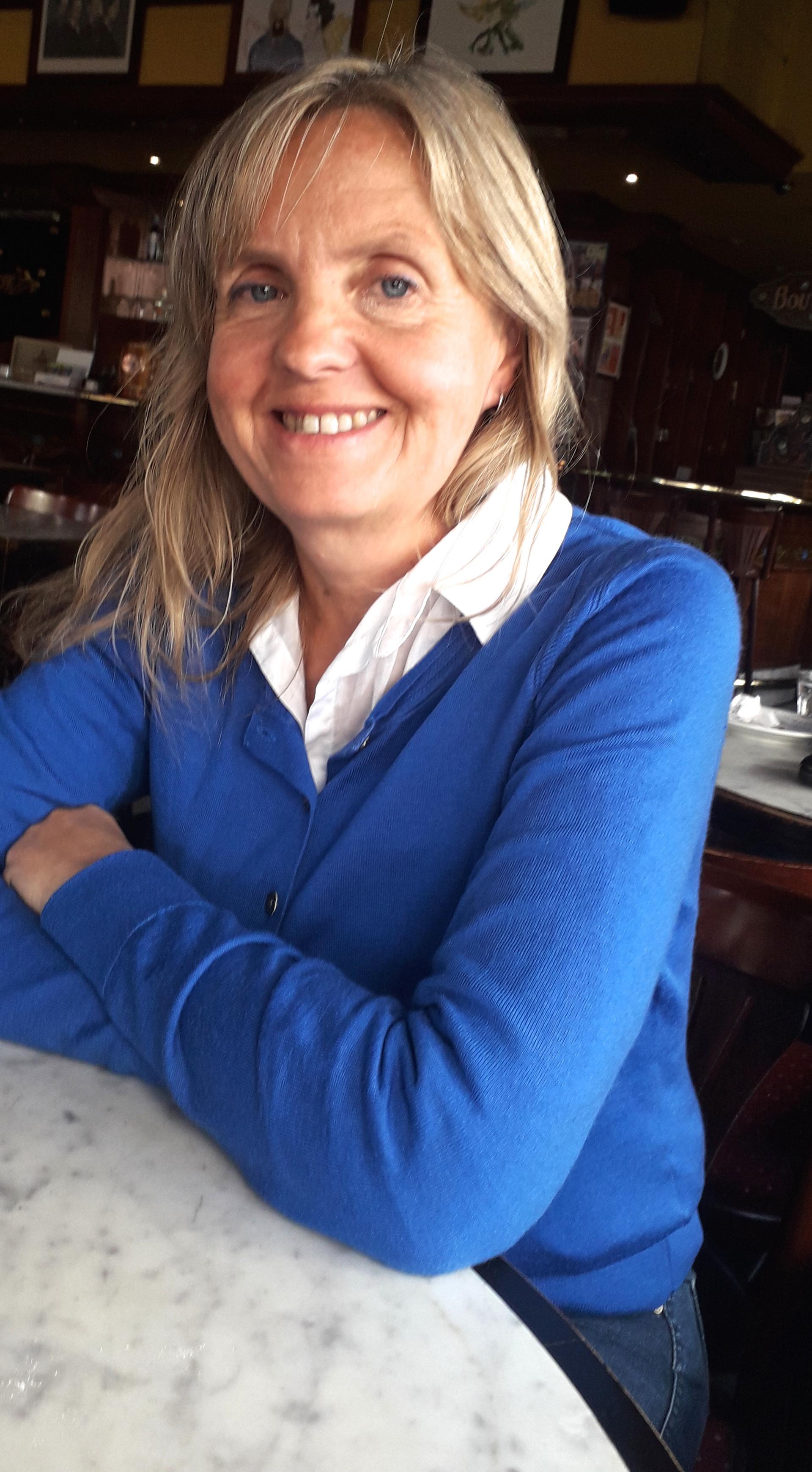 Olga Demczuk, otra inmigrante ucraniana. Su familia viajó engañada y pudo ser repatriada.
