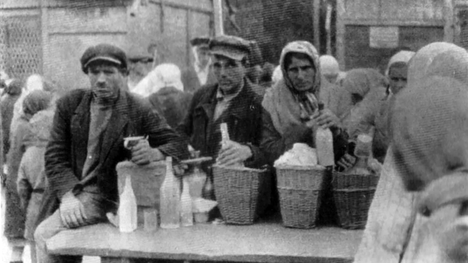 Durante años, el Holodomor fue motivo de silencio sepulcral, tanto por parte de la Unión Soviética como del resto de países