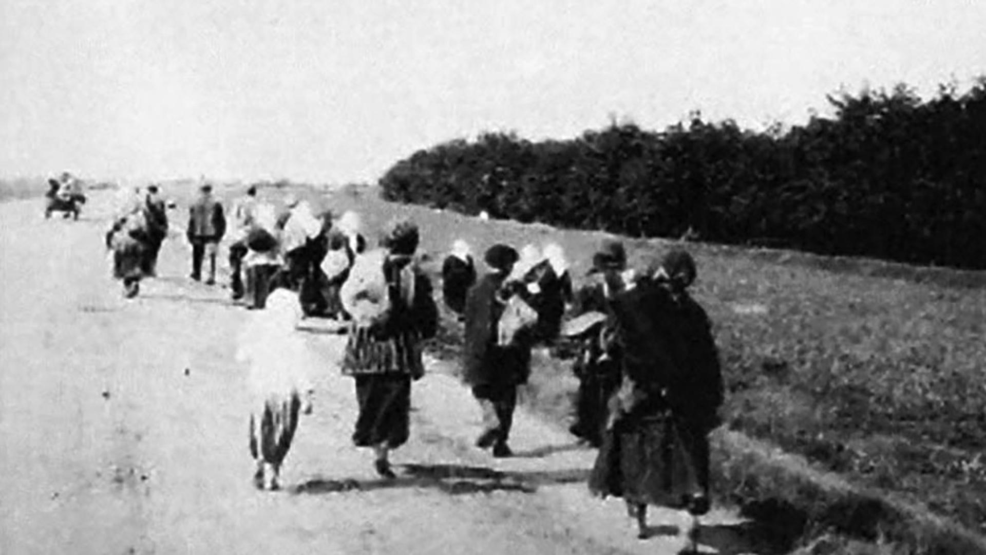 """En la actualidad Ucrania califica a los tiempos del Holodomor como tiempos de """"exterminio xenófobo en masa contra su pueblo"""""""