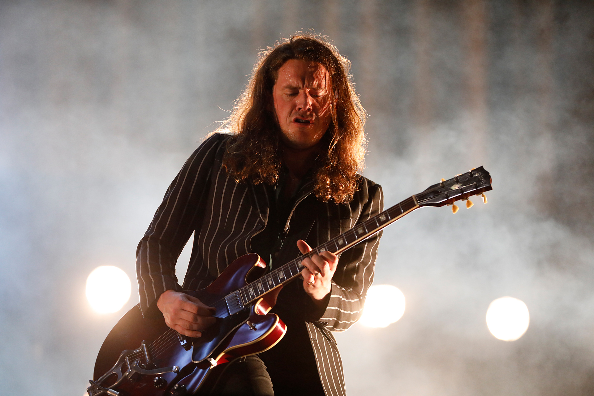 """""""Arctic Monkeys"""" dio un show que será recordado por mucho tiempo (Chule Valerga)"""