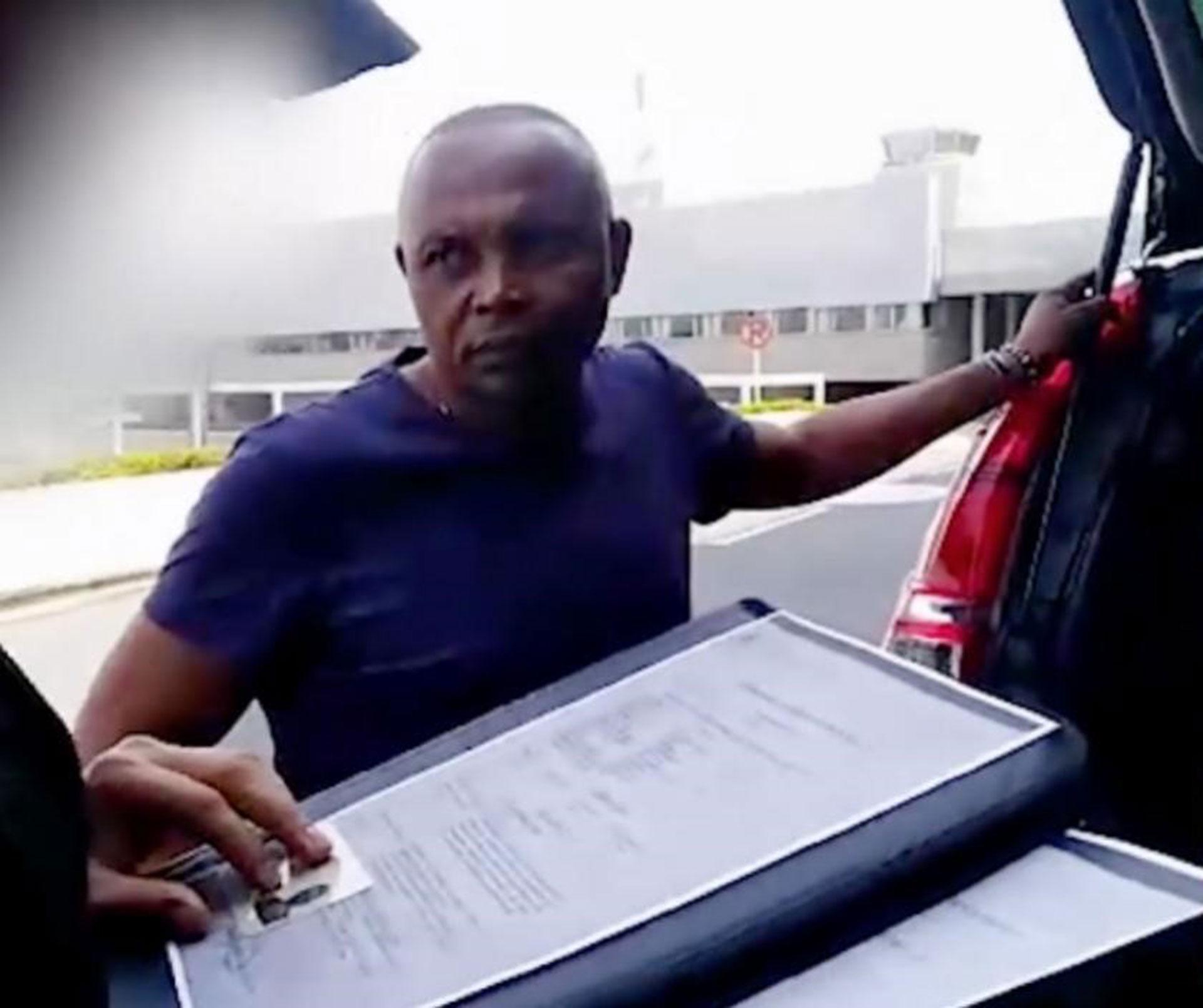 Omar Ambuila, su esposa Elba Chará Gómez y su hija Jenny Lizeth fueron capturados este domingo.
