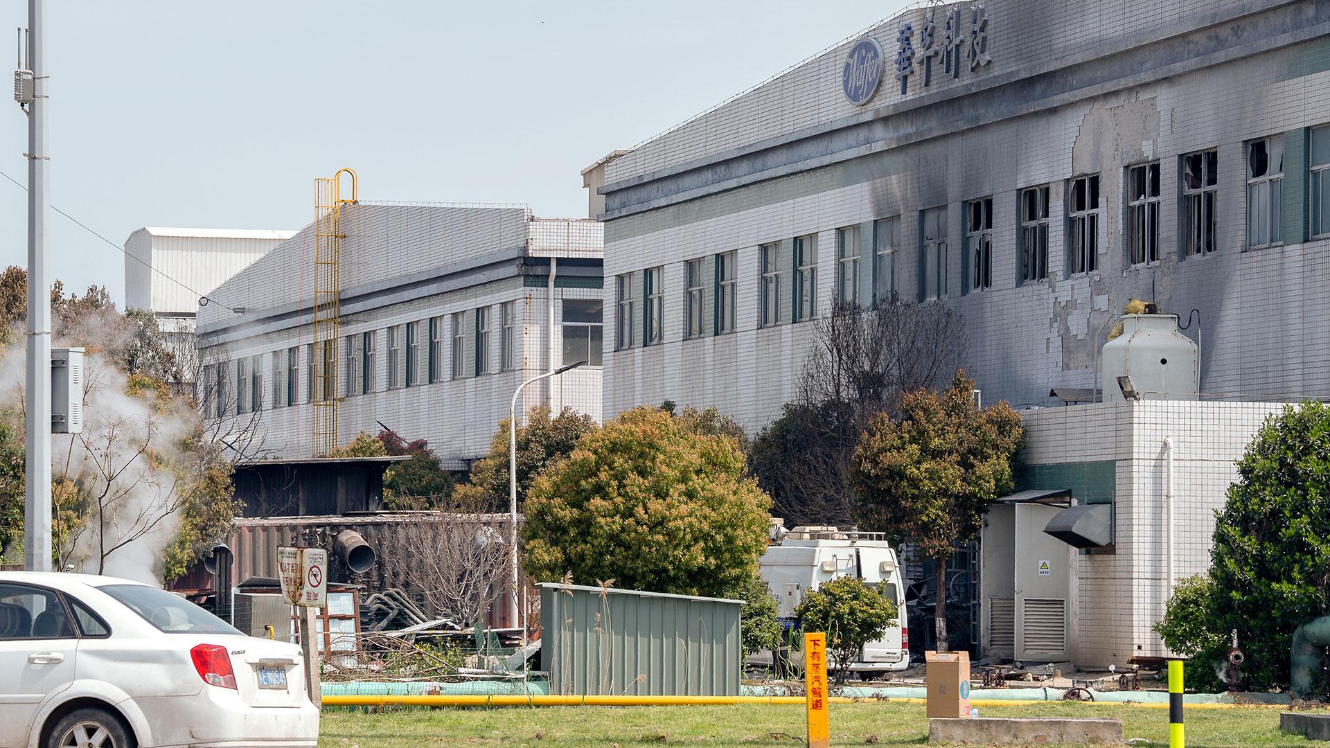 La empresa taiwanesa Waffer se dedica a las aleaciones de magnesio y aluminio (Reuters)