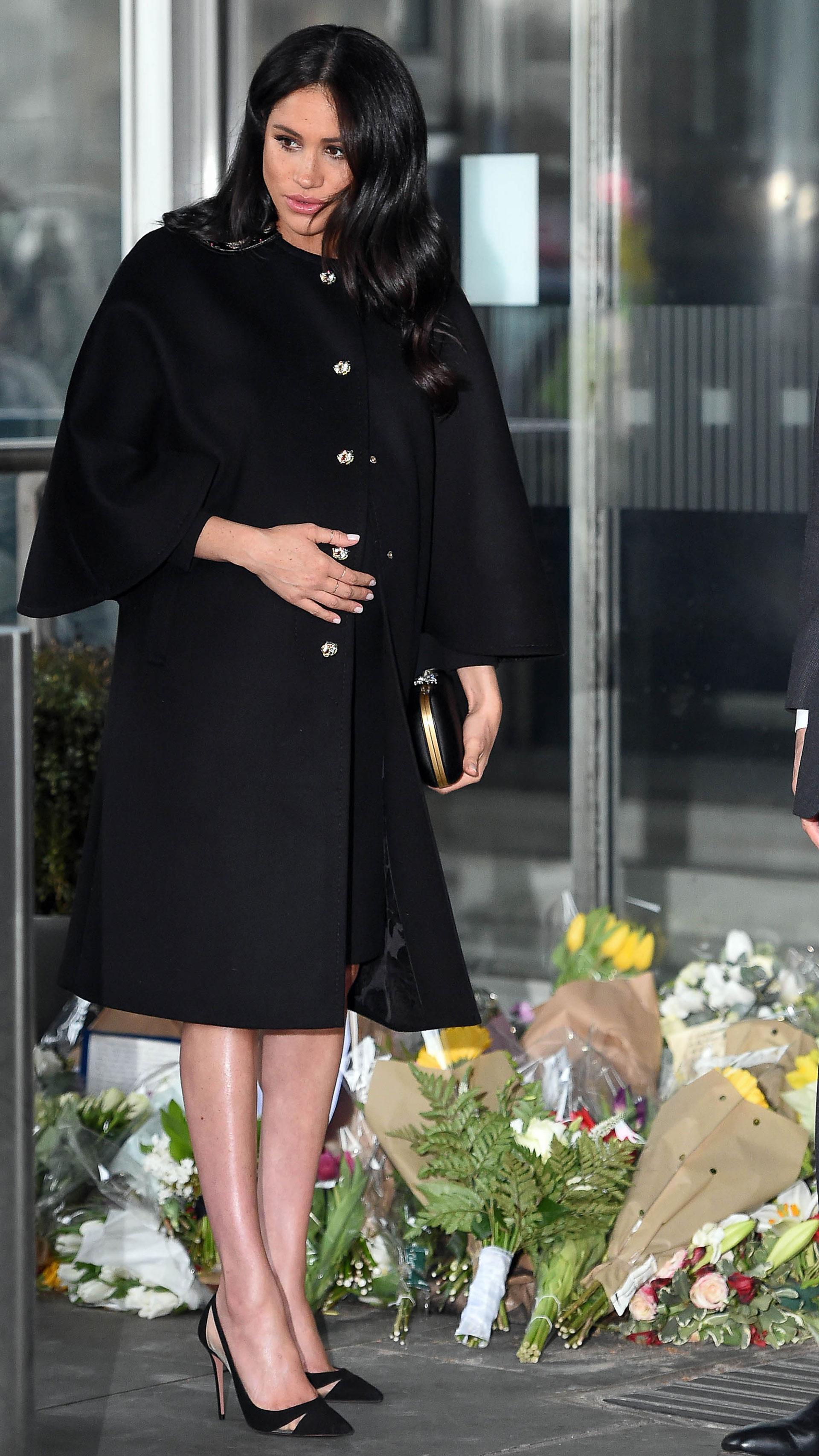 El 19 de marzo en la Casa de Nueva Zelanda de Londres con el fin de rendir homenaje a las víctimas del ataque terrorista de Christchurch (The Grosby Group)