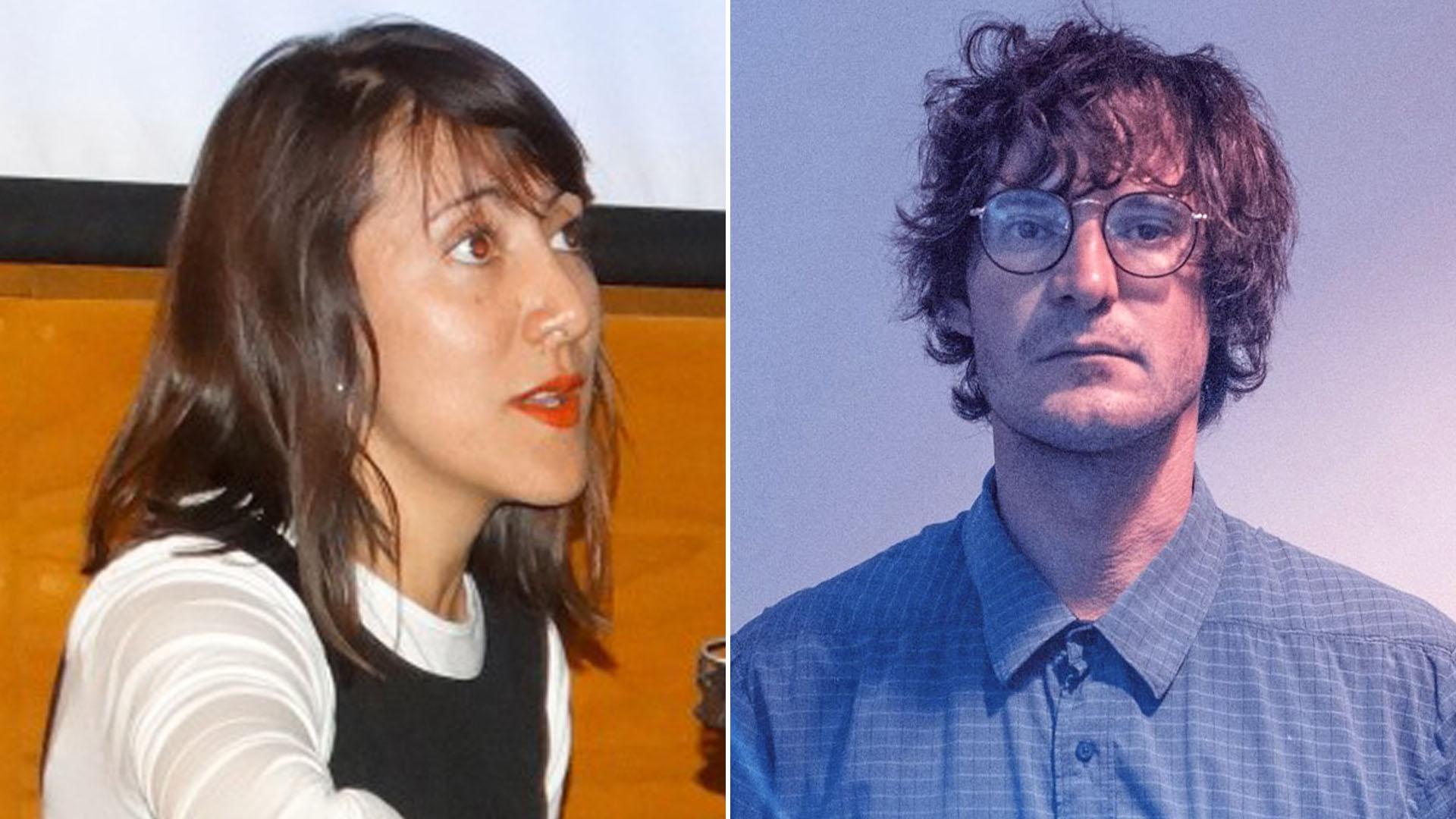 Gabriela Medrano Viters y Felipe Zegers, la pareja chilena detenida en Córdoba