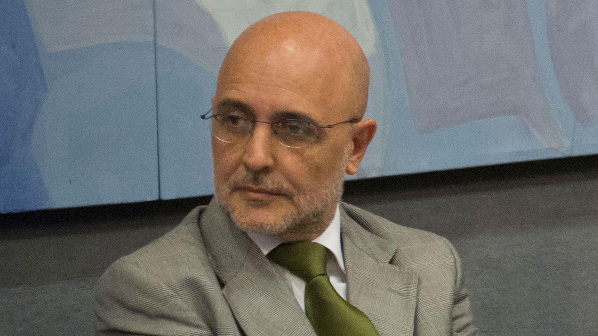 El fiscal Marcelo García Berro (foto NA)