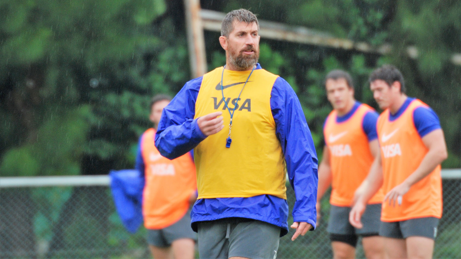 Ignacio Fernández Lobbe será el head coach del flamante equipo (Prensa UAR)