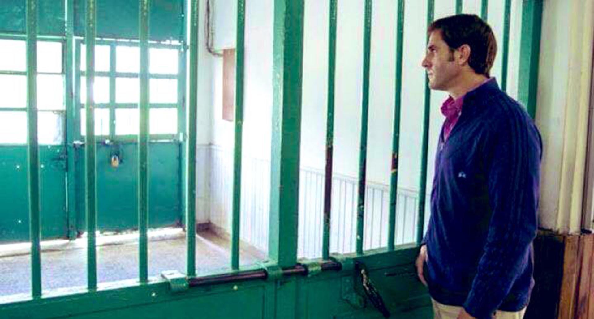 El ex barrabrava de River cumplirá este sábado 6 años como recluso (@schlenkeralan)