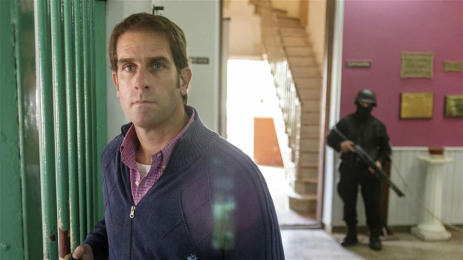 Alan Schlenker fue condenado a cadena perpetua como instigador del crimen de Gonzalo Acro (@schlenkeralan)