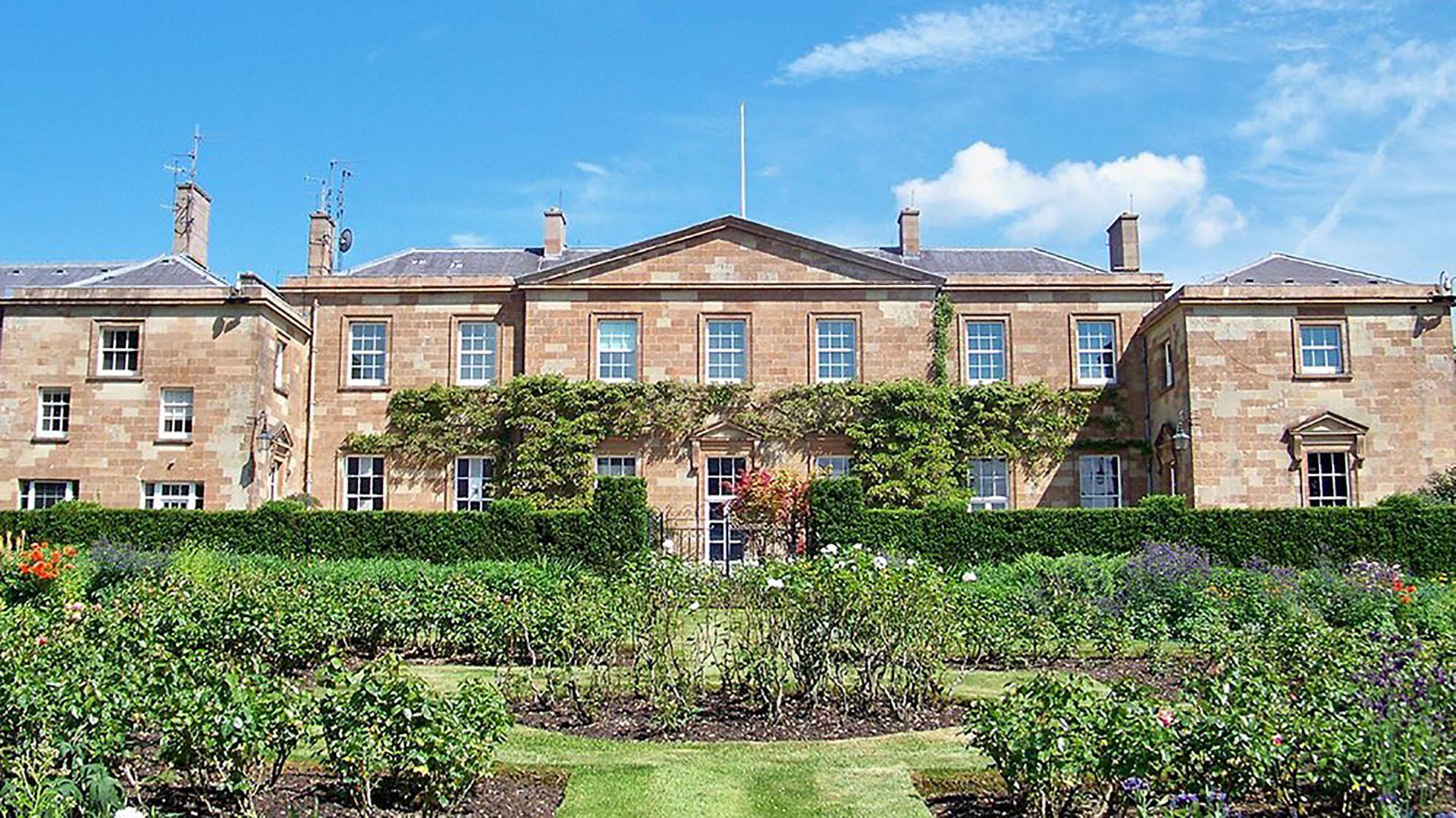 Lafinca o casa de campo es una de las propiedades de la familia real