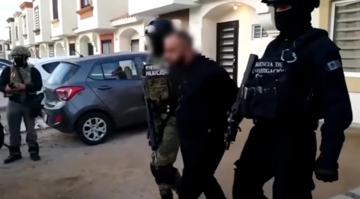 """El J3"" fue detenido en Culiacán, capital de Sinaloa (Foto: Especial)"