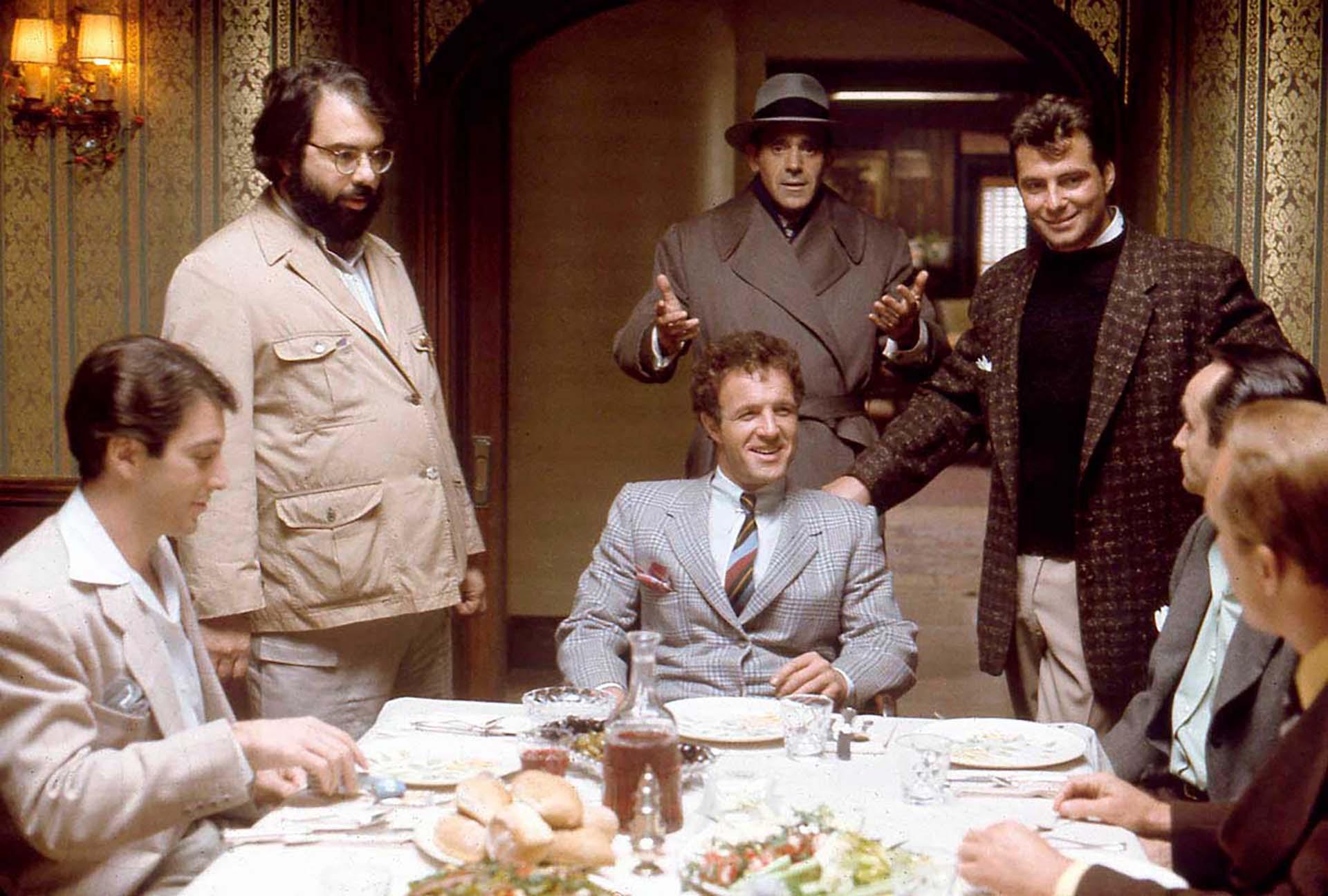 """Francis Ford Coppola tenía 31 años y solo había dirigido un puñado de películas cuando fue contratado para """"El Padrino"""""""