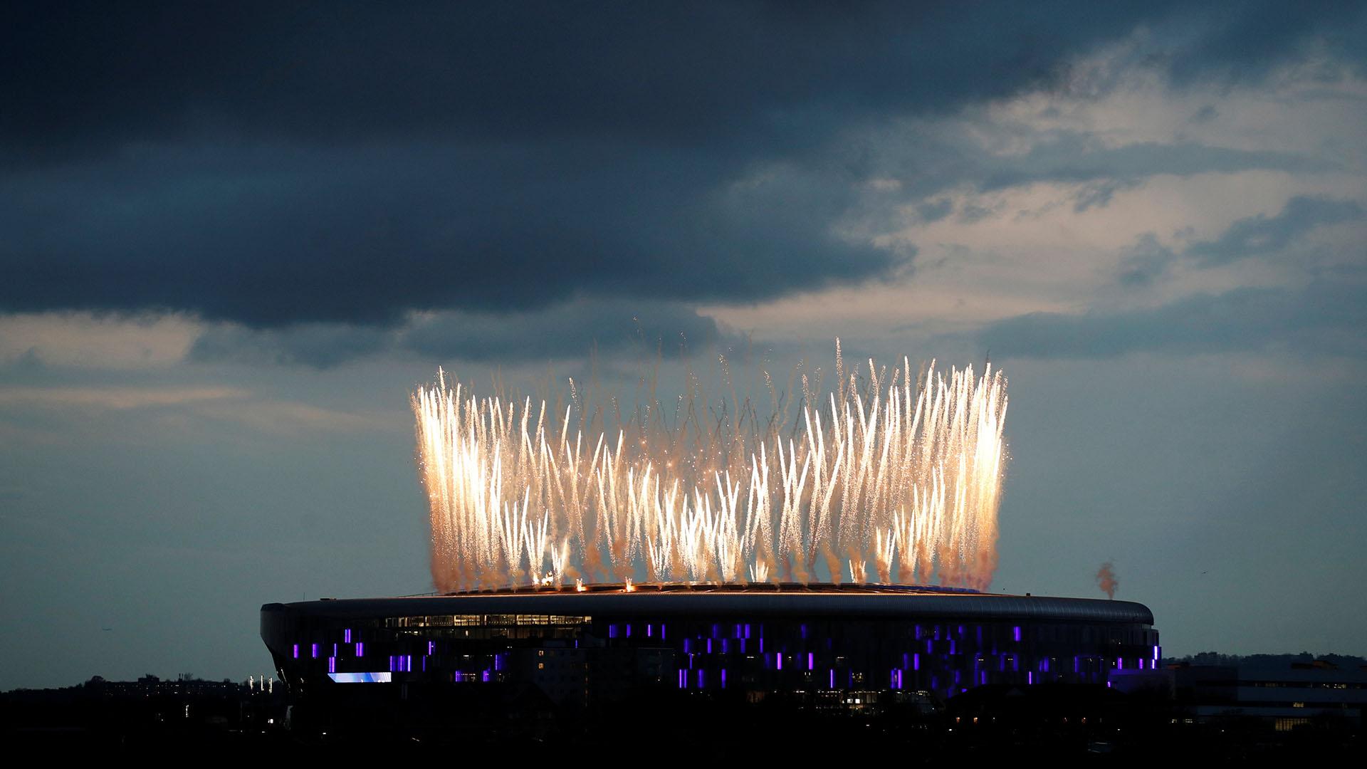 La próxima semana, el Tottenham se medirá ante el Manchester City en este estadio