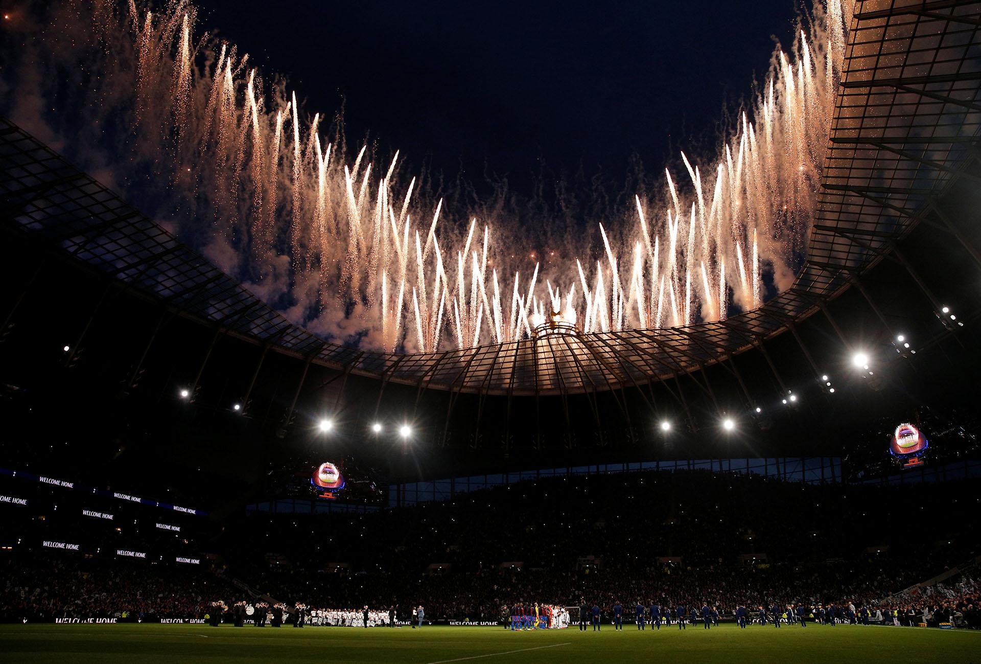 La NFL firmó un convenio con el Tottenham para disputar allí dos partidos al año de la liga estadounidense de fútbol americano