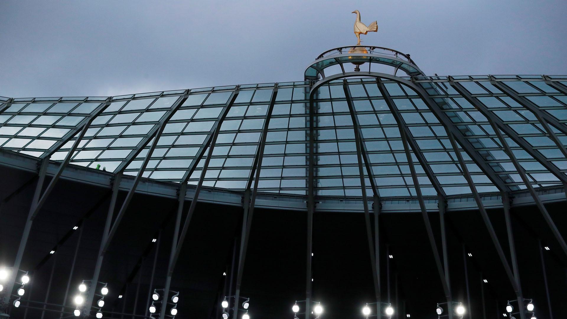 """El presidente de la institución, Daniel Levy, dijo que el Tottenham se convertirá en uno de los clubes """"más grandes del mundo"""""""