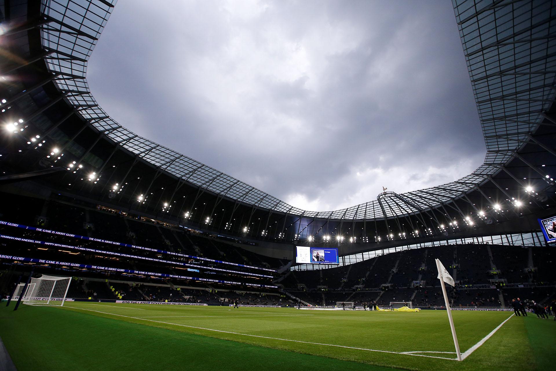 El nuevo estadio es cuatro veces más grande que el anterior, en cuanto a superficie