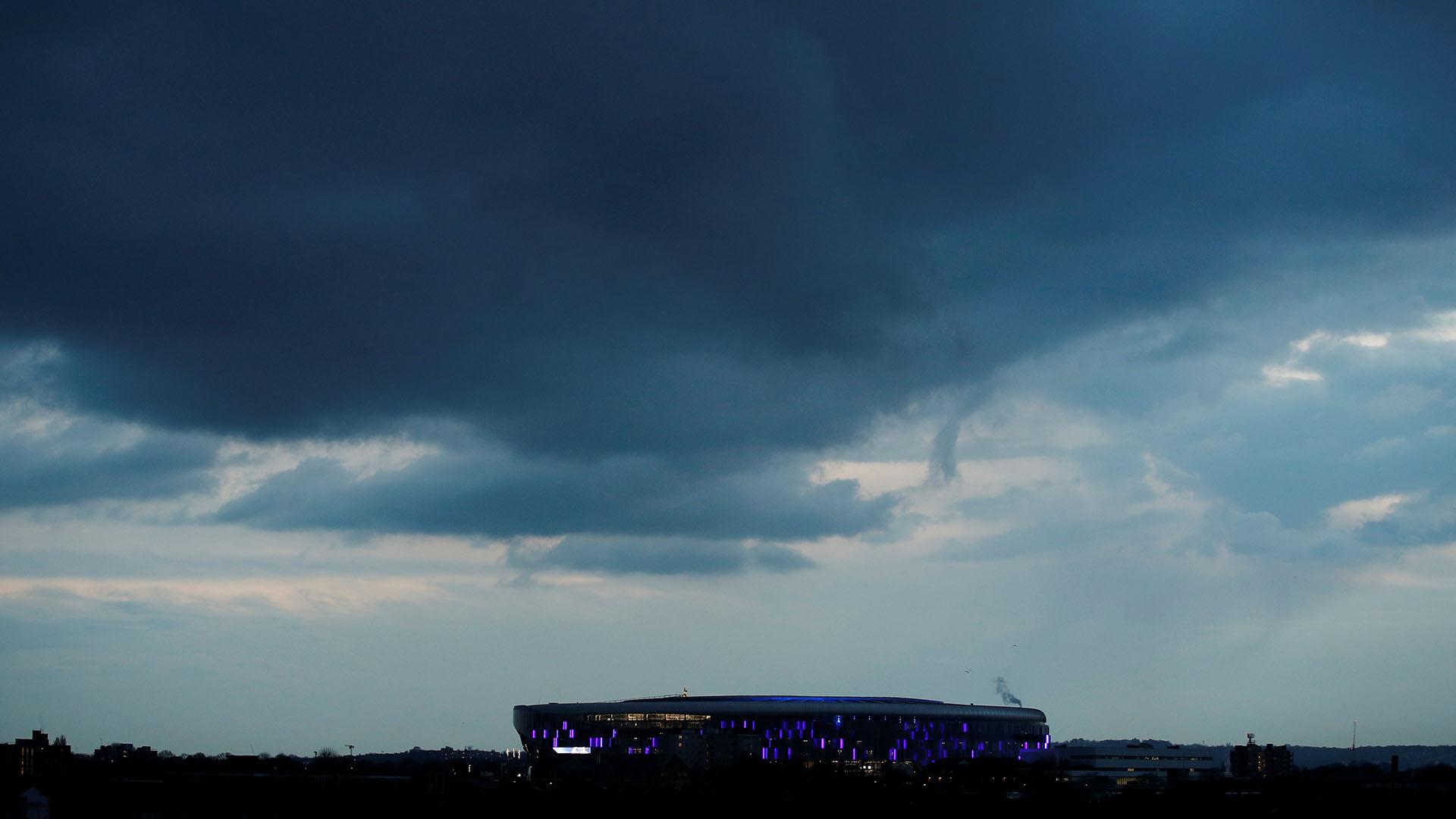 El Tottenham inauguró su nuevo estadio este miércoles